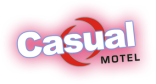 Logo do Motel Casual